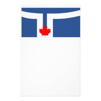 Flag of Toronto Stationery