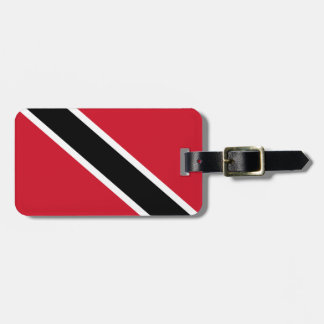 Flag of Trinidad and Tobago Easy ID Personal Bag Tag