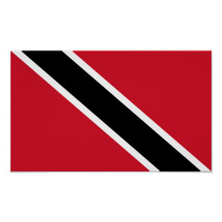 Flag of Trinidad and Tobago Poster