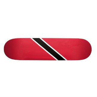 Flag of Trinidad and Tobago Skateboard Deck