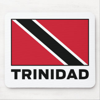 Flag of Trinidad Mouse Mat Mouse Pad