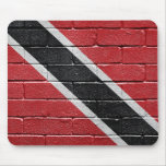 Flag of Trinidad Tobago Mouse Pad