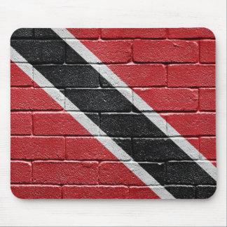 Flag of Trinidad Tobago Mousepads