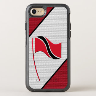 Flag of Trinidad & Tobago OtterBox Symmetry iPhone 7 Case