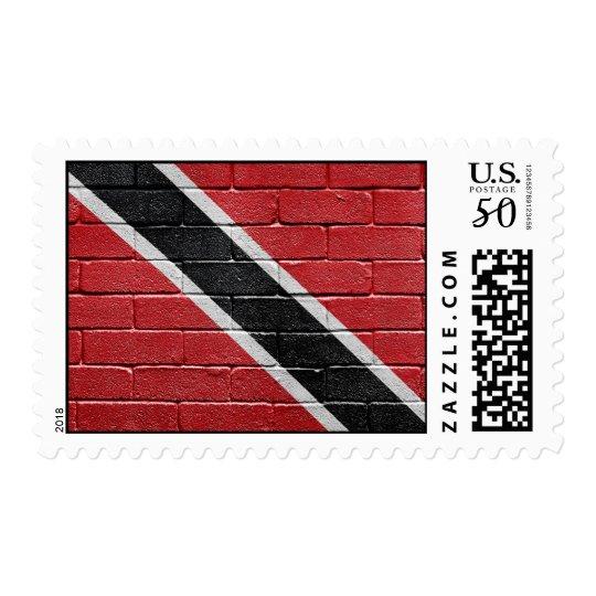 Flag of Trinidad Tobago Postage