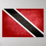 Flag of Trinidad & Tobago Posters