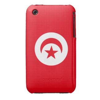 Flag of Tunisia Case-Mate iPhone 3 Case