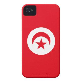 Flag of Tunisia Case-Mate iPhone 4 Case