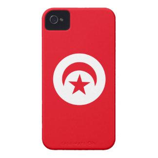 Flag of Tunisia iPhone 4 Cover