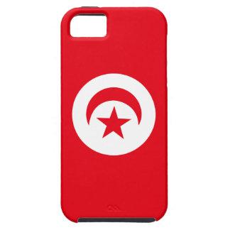Flag of Tunisia iPhone SE/5/5s Case