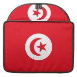Flag of Tunisia MacBook Pro Sleeve