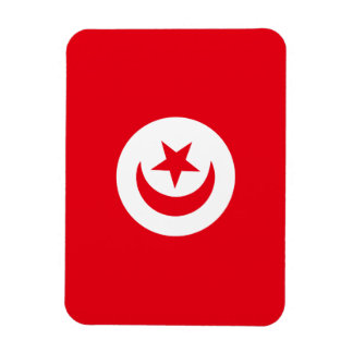 Flag of Tunisia Magnet