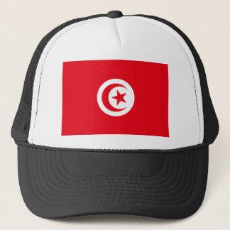 Flag of Tunisia Trucker Hat