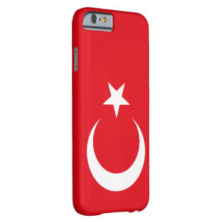 Flag of Turkey Barely There iPhone 6 Case