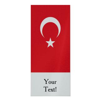 Flag of Turkey Card