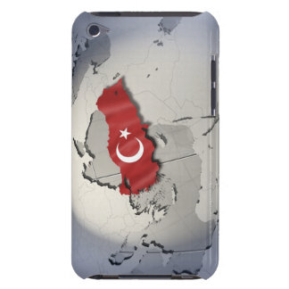 Flag of Turkey iPod Touch Case-Mate Case