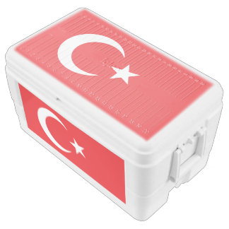 Flag of Turkey Chest Cooler