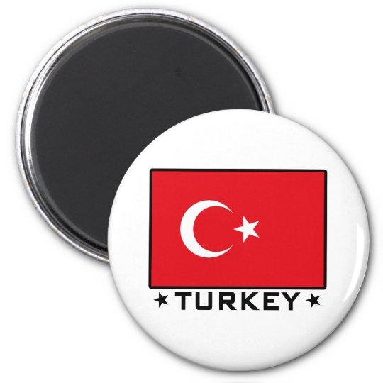 Flag of Turkey Magnet
