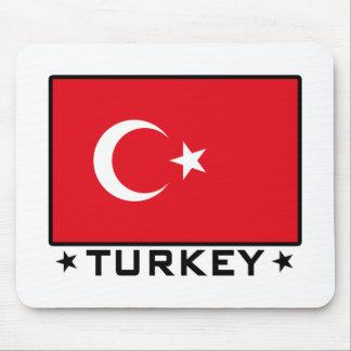 Flag of Turkey Mouse Pad