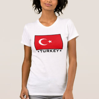 Flag of Turkey T Shirt