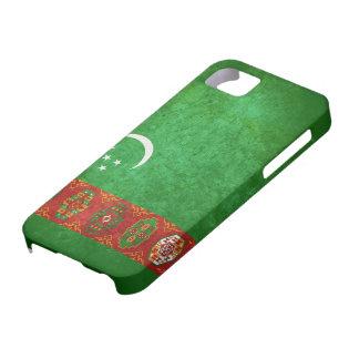 Flag of Turkmenistan iPhone SE/5/5s Case