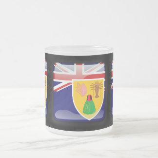Flag of  Turks and Caicos Islands Mug