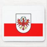 Flag of Tyrol, Austria Mouse Pad