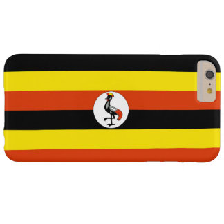 Flag of Uganda Barely There iPhone 6 Plus Case