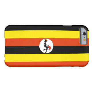 Flag of Uganda Barely There iPhone 6 Case