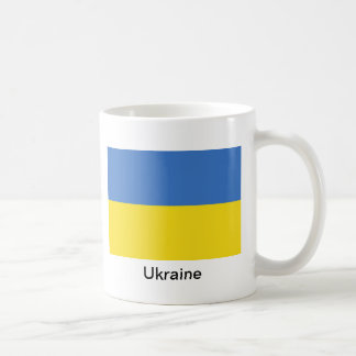 Flag of Ukraine Coffee Mug