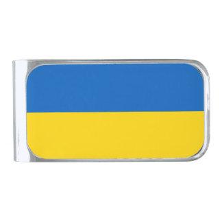 Flag of Ukraine Money Clip