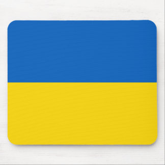 Flag of Ukraine Mousepad