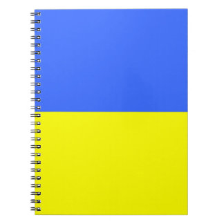 Flag of Ukraine Notebooks