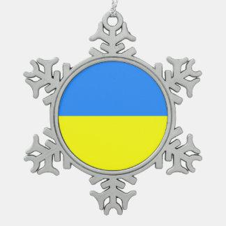 Flag of Ukraine Ornament