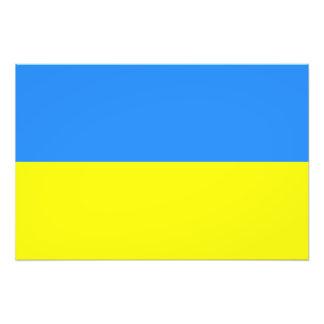 Flag of Ukraine Photograph