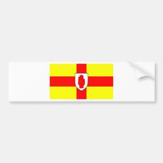 Flag of Ulster - Northern Ireland Bumper Sticker