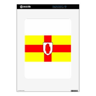 Flag of Ulster - Northern Ireland iPad Decals