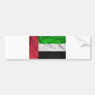 Flag of United Arab Emirates Bumper Sticker