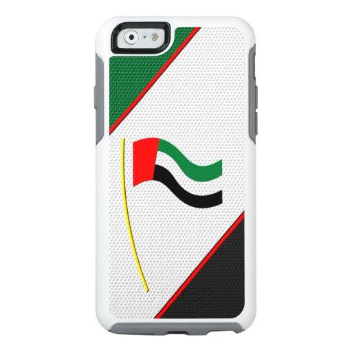 Flag of United Arab Emirates OtterBox iPhone 6/6s Case