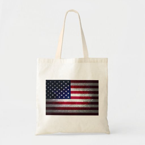 Flag of United States Bags