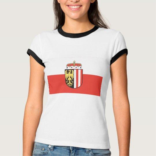 Flag of Upper Austria T-Shirt