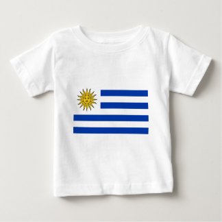 Flag of Uraguay Baby T-Shirt