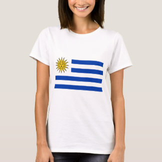 Flag of Uraguay T-Shirt