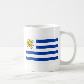 Flag of Uruguay Mugs