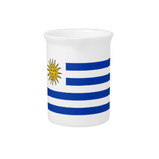 Flag of Uruguay Pitchers