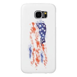 Flag of Usa Samsung Galaxy S6 Case