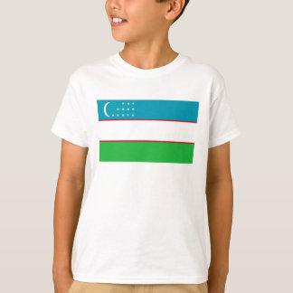 Flag of Uzbekistan T-Shirt