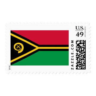 Flag of Vanuatu Postage Stamps