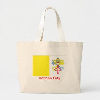 Flag of Vatican City Bags