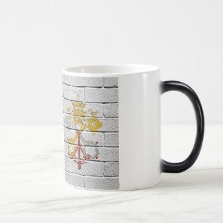 Flag of Vatican City Magic Mug